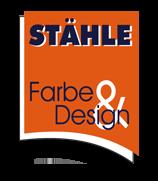 Logo Stähle Farbe & Design